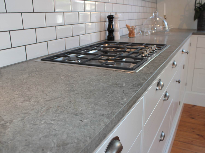 Svensk marmor bänkskiva