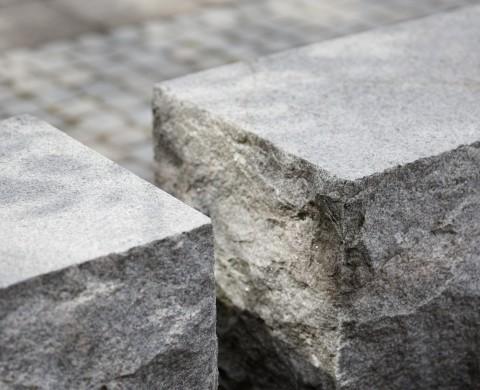 Detalj Blockstensmur