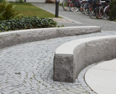Blockstensmur & Gatsten