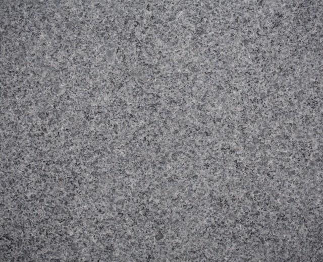 Slipad Mörkgrå granit G654