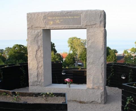 Monument i Kivik