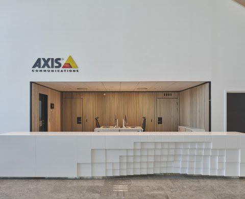 Huvudkontor Axis, Lund