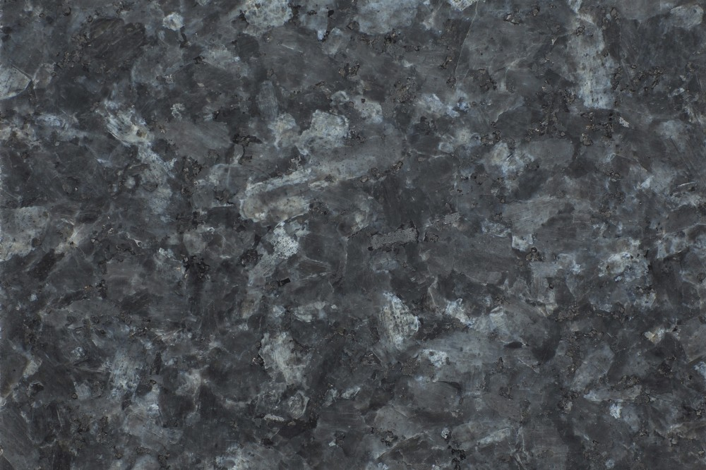 Blå Labrador, Finslipad