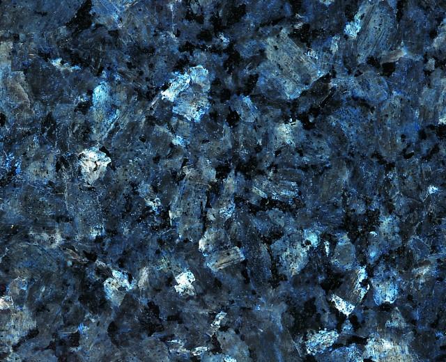 Blå Labrador, Polerad