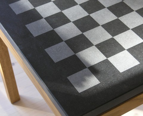 Detalj Schackbord