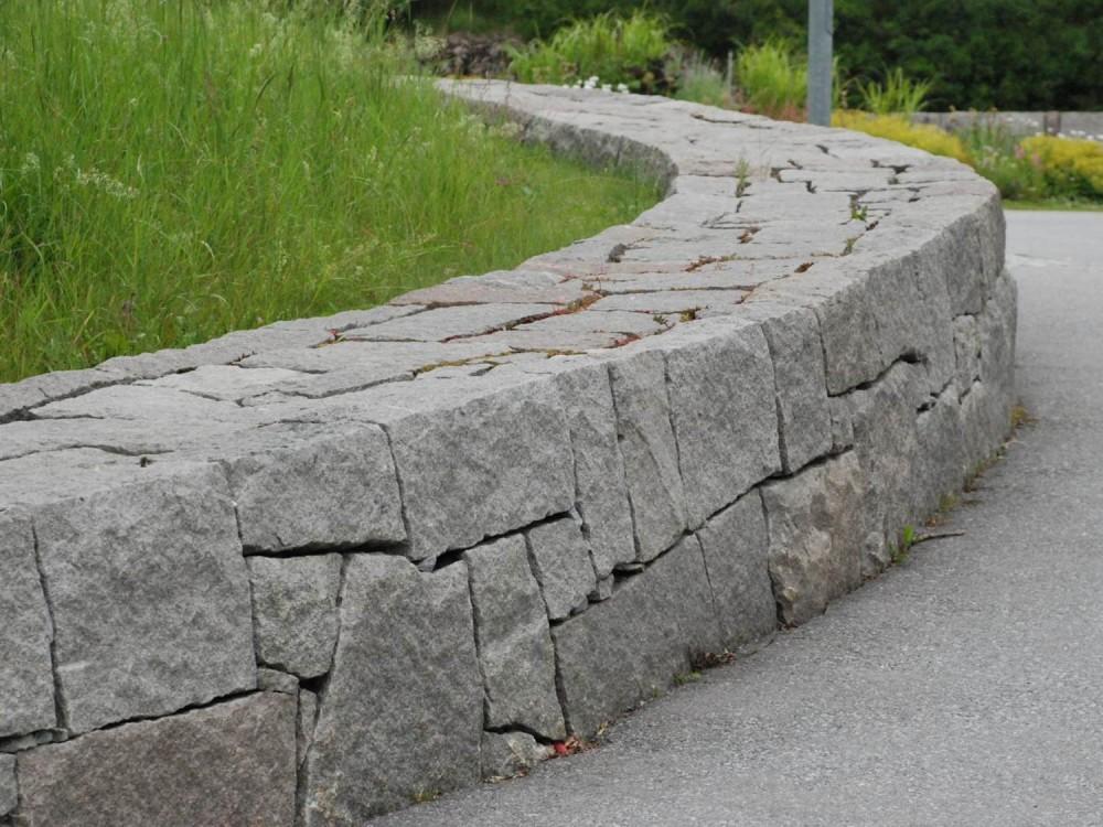 Råblocksmur
