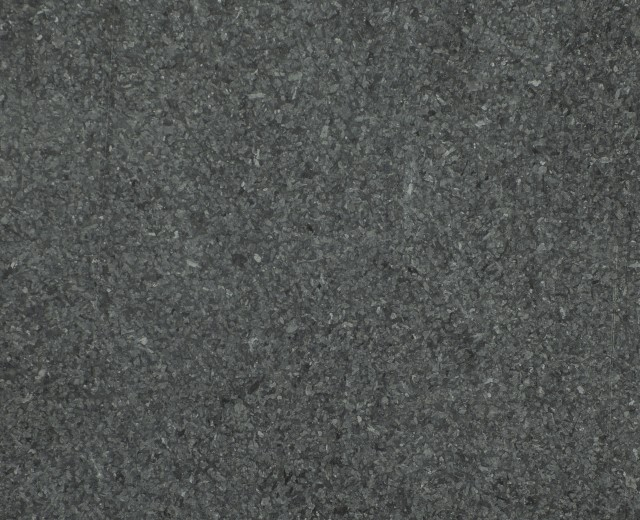 Svart Granit, Finslipad